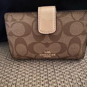 100% authentic Coach wallet